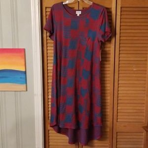 Lularoe carly mid length
